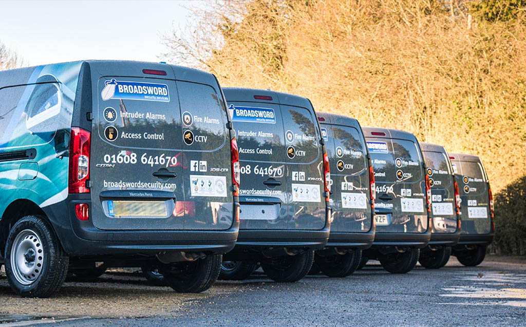 Van sign writing companies